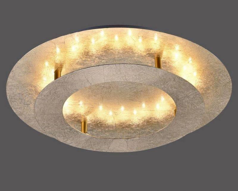 lampa sufitowa nevis led paul neuhaus 9620 12 cudowne lampy. Black Bedroom Furniture Sets. Home Design Ideas