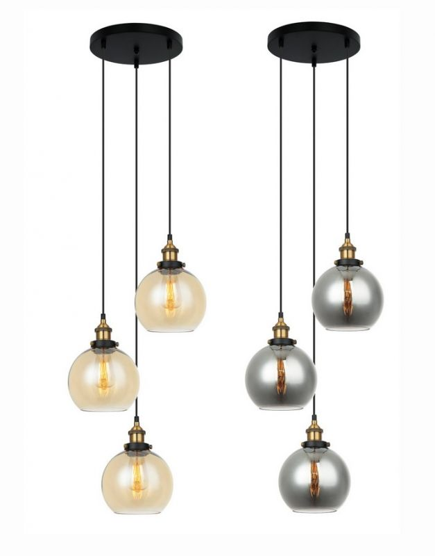 Lampy wiszące Italux Cudowne Lampy