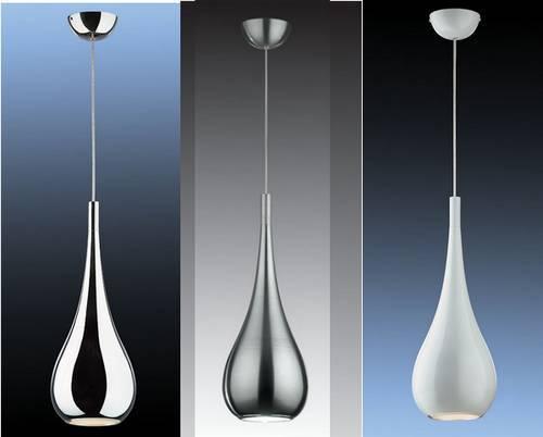 pojedyncze sufitowe lampy wiszace